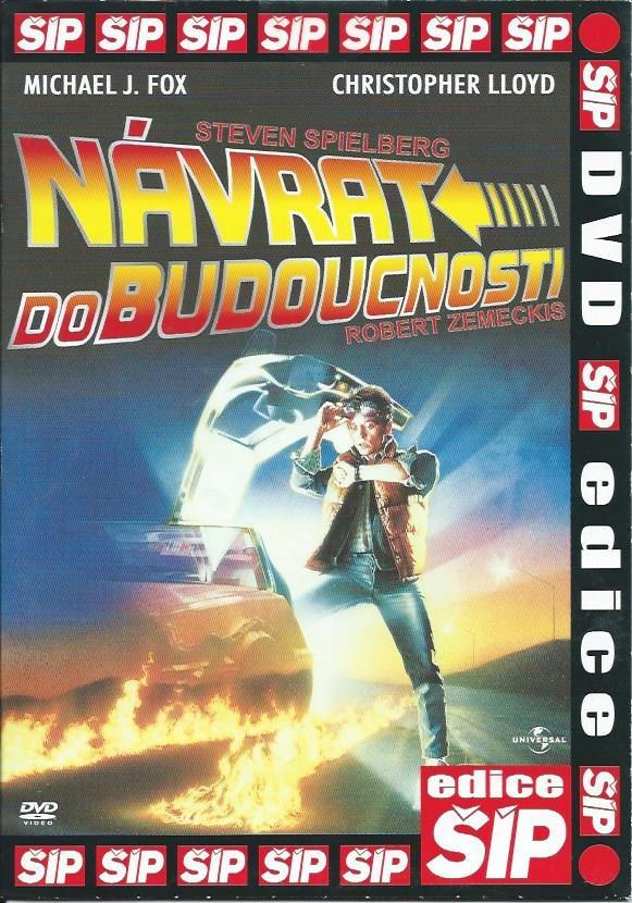 DVD Návrat do budoucnosti
