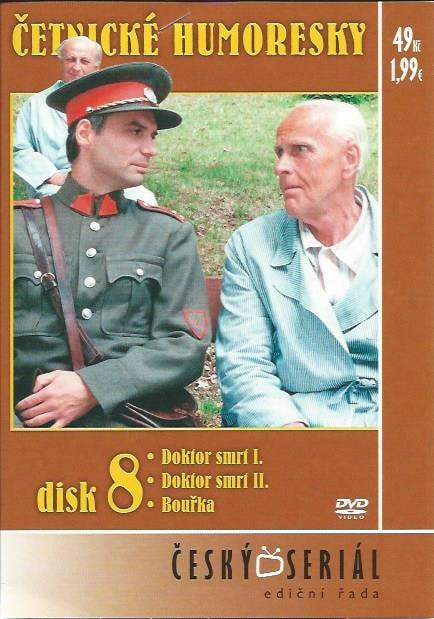 DVD Četnické humoresky 8