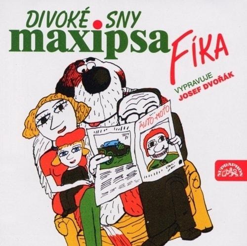 CD Divoké sny maxipsa Fíka
