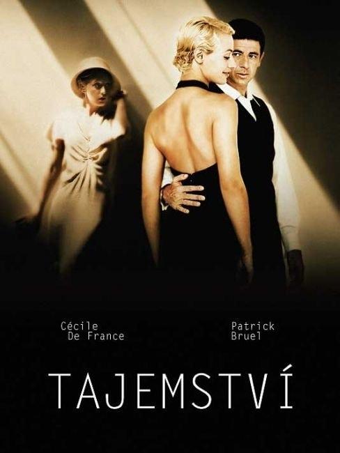 DVD Tajemství