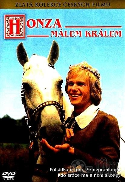 DVD Honza málem králem