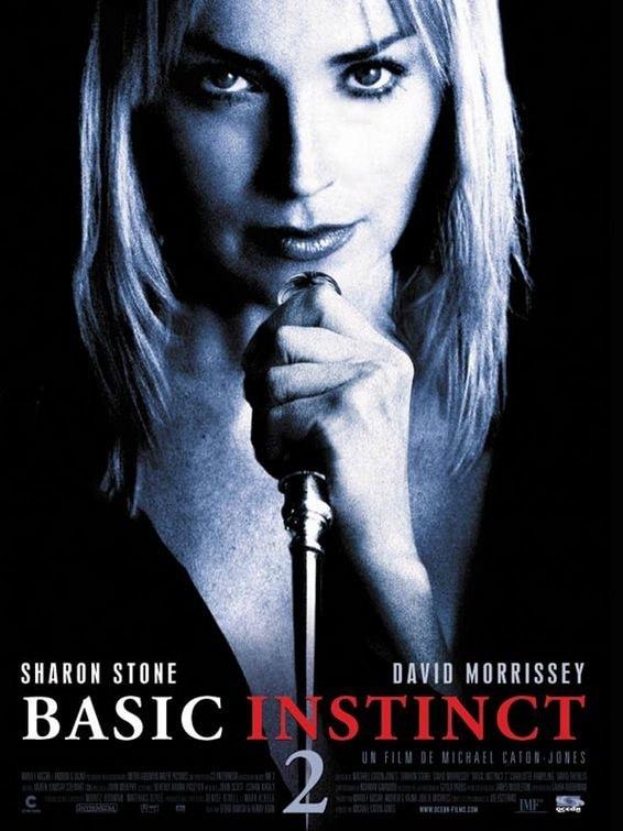 DVD Základní instinkt 2