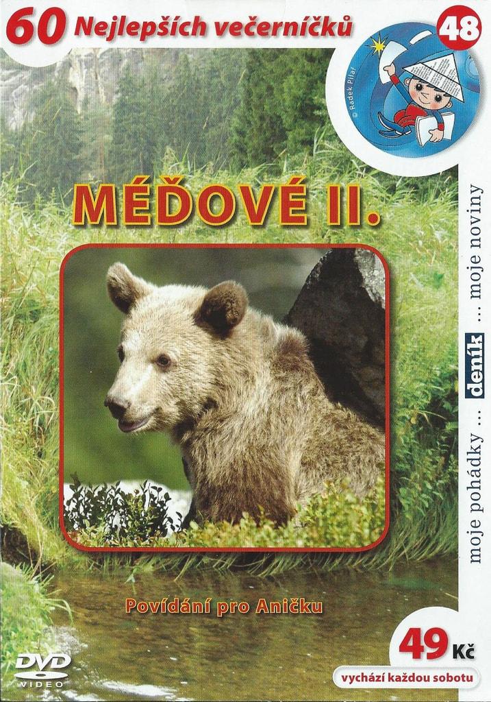 DVD Méďové II.