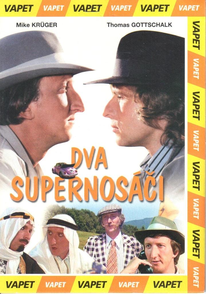 DVD Dva supernosáči