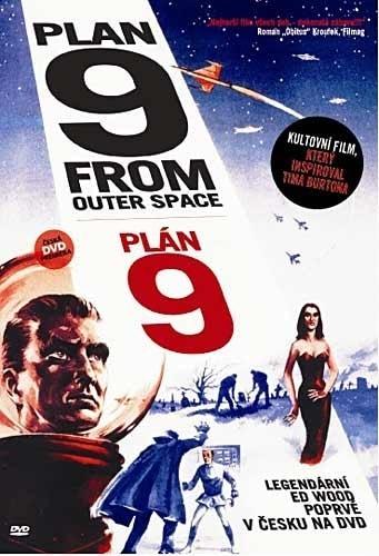 DVD Plán 9