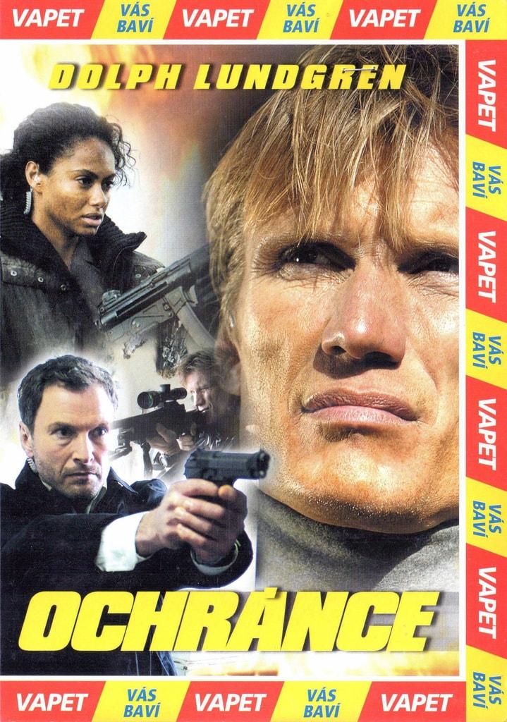 DVD Ochránce