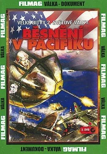 DVD Běsnění v Pacifiku 3