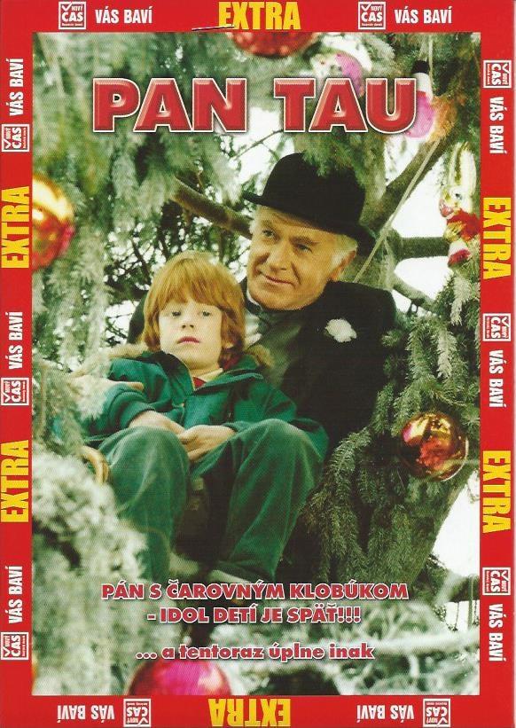 DVD Pan Tau