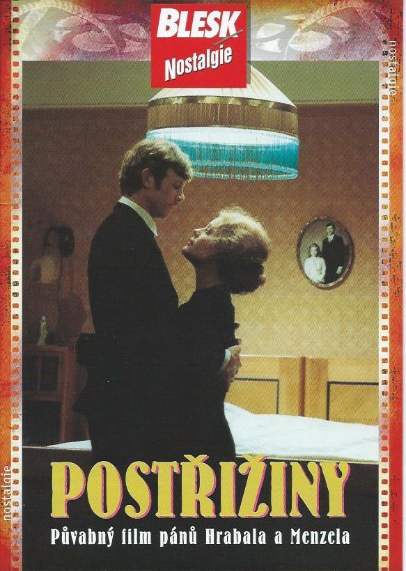 DVD Postřižiny