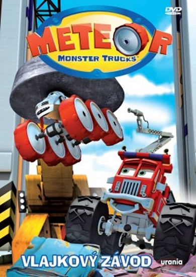DVD Meteor Monster Trucks 2 - Vlajkový závod