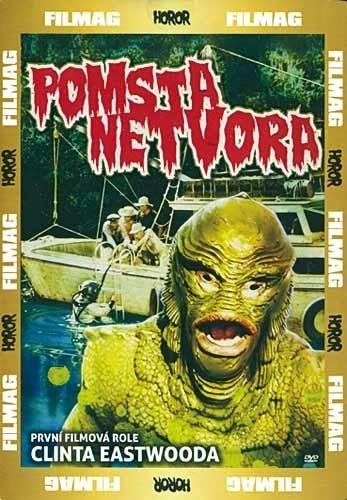 DVD Pomsta netvora