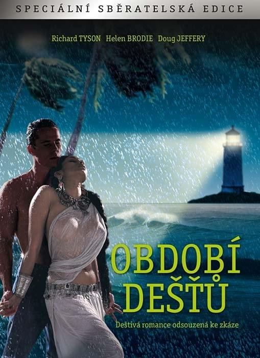 DVD Období dešťů (Digipack)