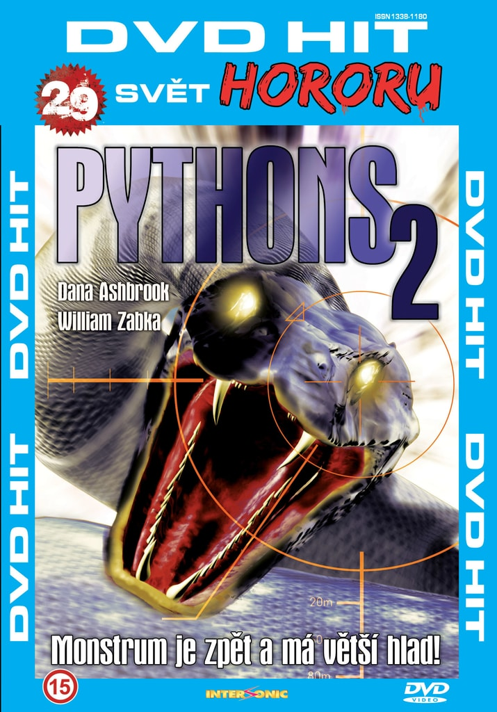 DVD Pythons 2
