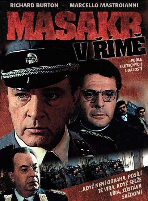 DVD Masakr v Římě