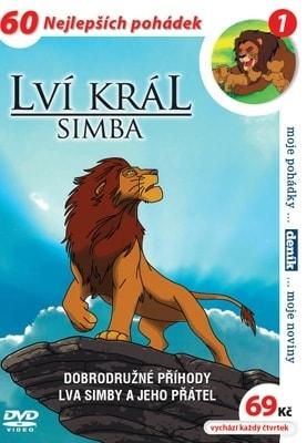 DVD Lví král - Simba 01
