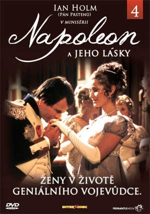 DVD Napoleon a jeho lásky 4