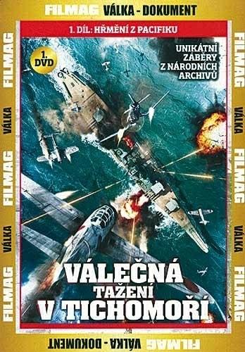 DVD Válečná tažení v Tichomoří 1