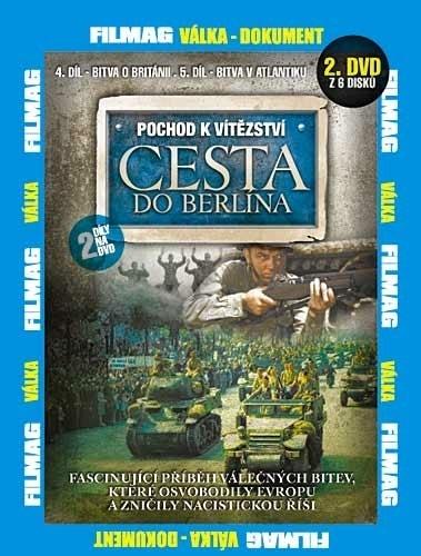 DVD Pochod k vítězství - Cesta do Berlína 2