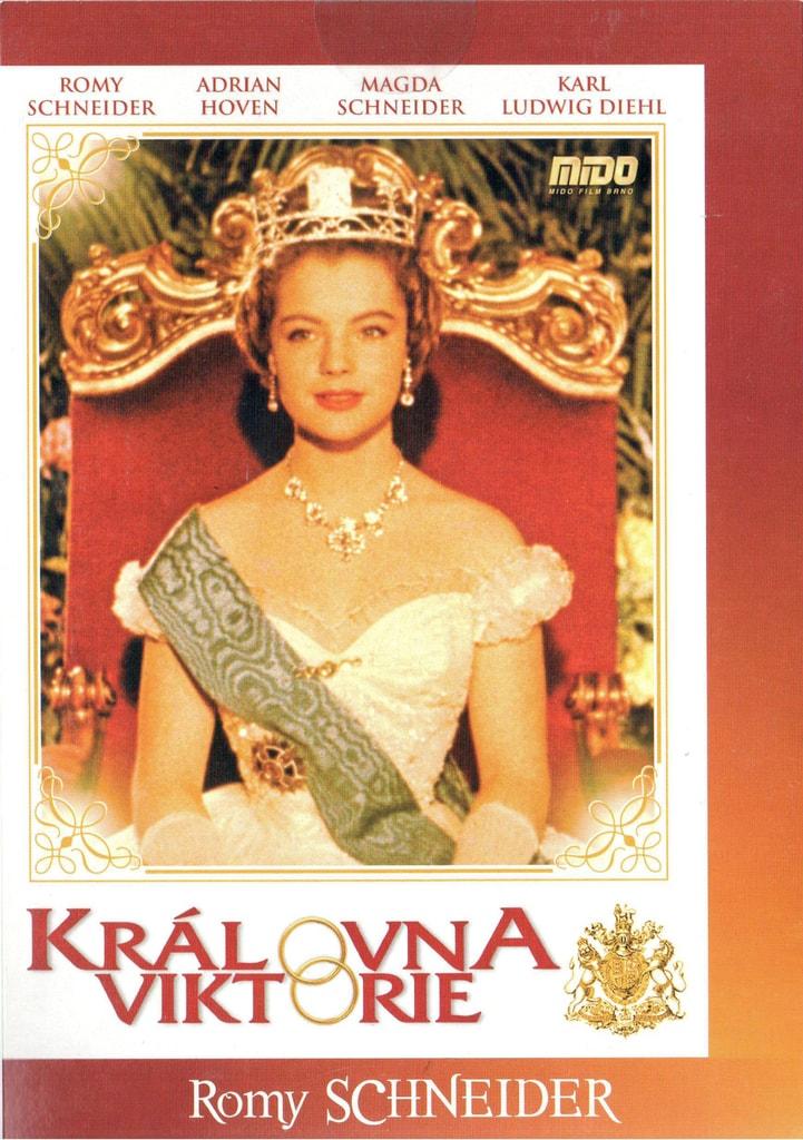 DVD Královna Viktorie