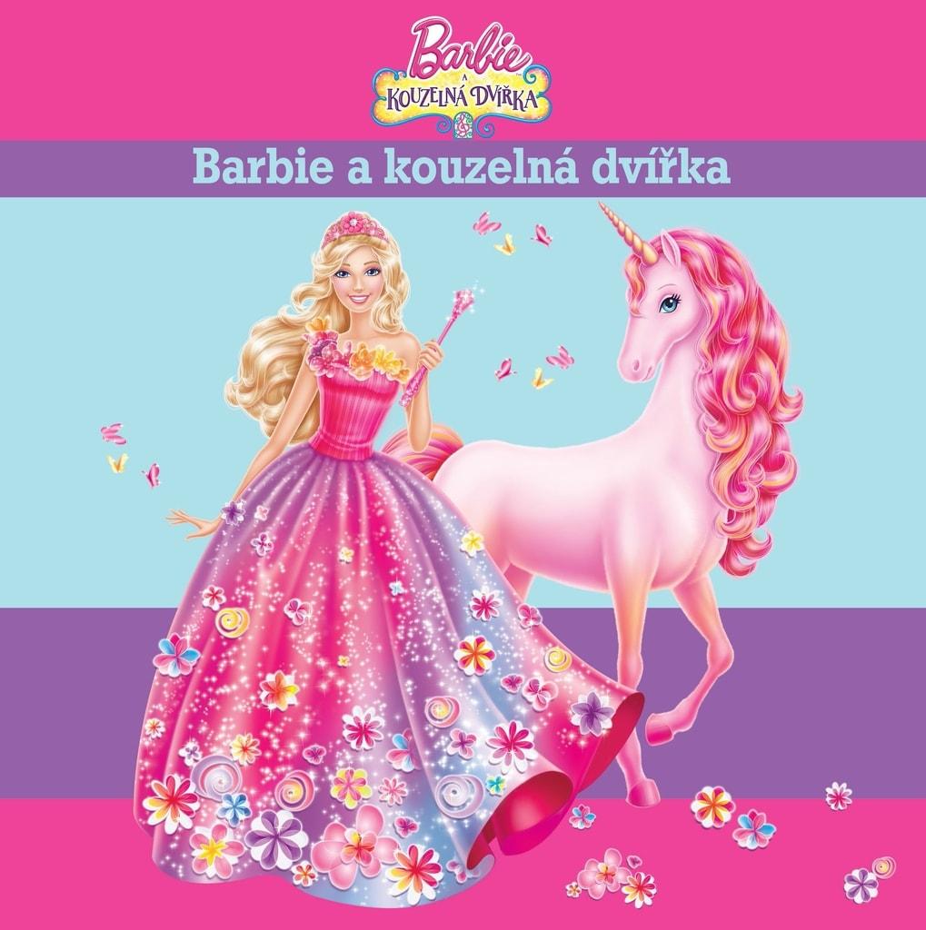 Barbie a kouzelná dvířka
