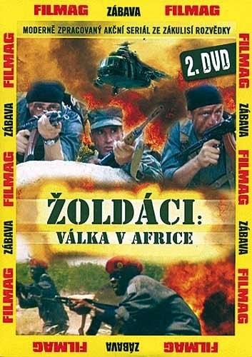 DVD Žoldáci: Válka v Africe 2