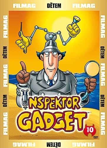 DVD Inspektor Gadget 10
