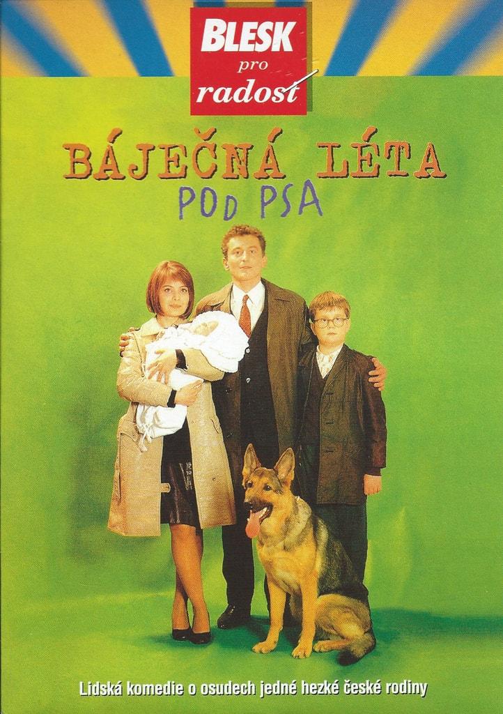 DVD Báječná léta pod psa