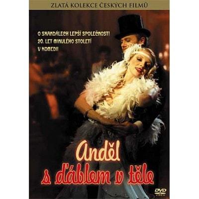 DVD Anděl s ďáblem v těle