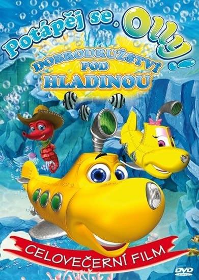 DVD Potápěj se, Olly! - Dobrodružství pod hladinou (celovečerní film)