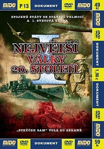 DVD Největší války 20. století I