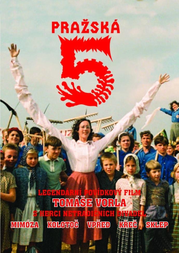 DVD Pražská 5