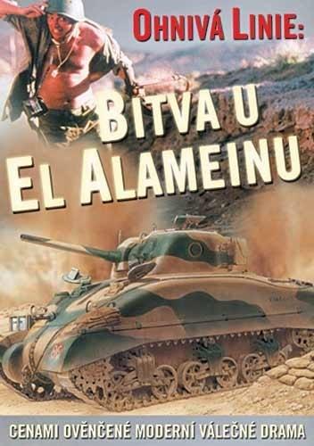 DVD Ohnivá linie: Bitva u El Alameinu
