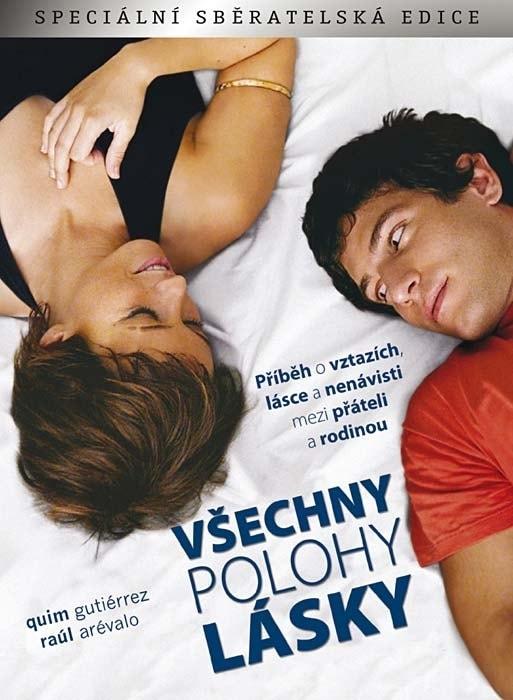 DVD Všechny polohy lásky (Digipack)