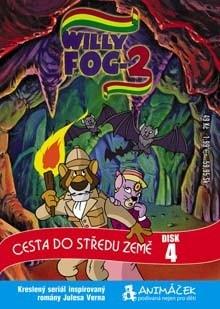 DVD Willy Fog - cesta do středu země 4