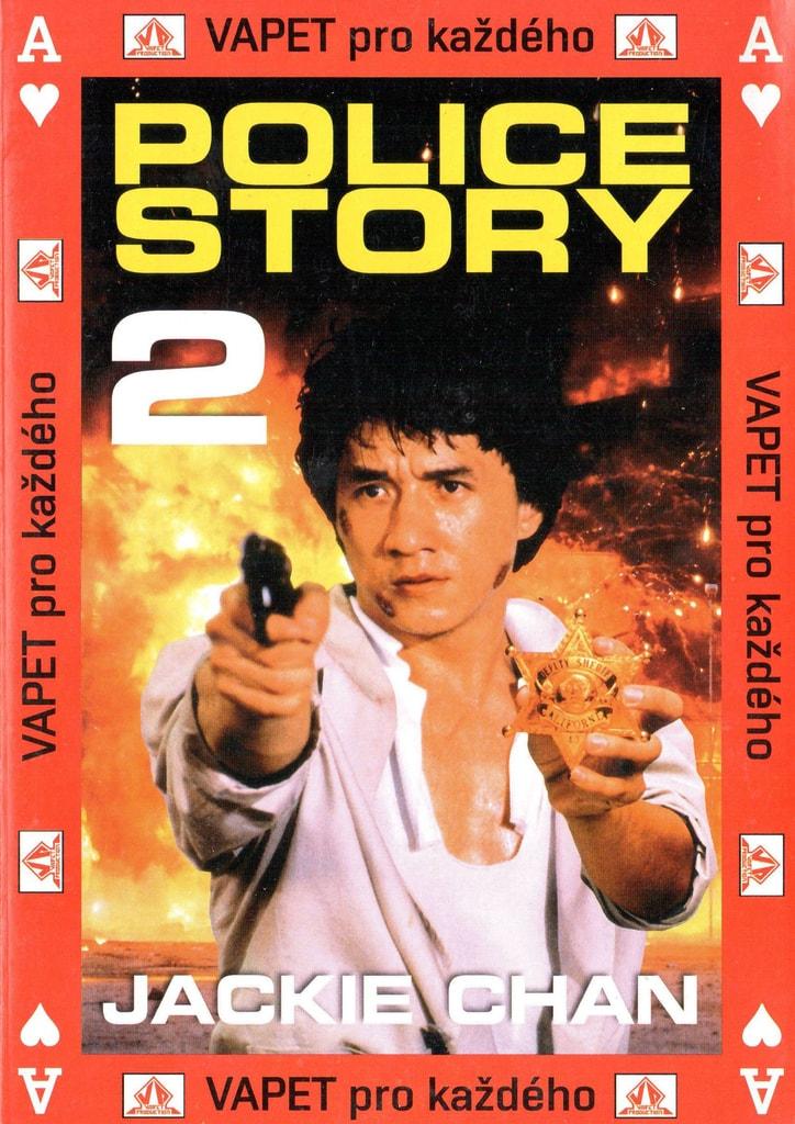 DVD Police Story 2