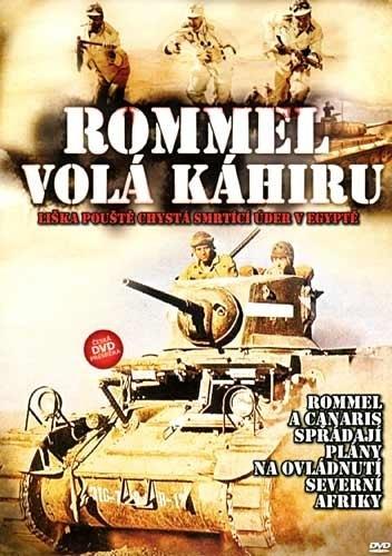 DVD Rommel volá Káhiru