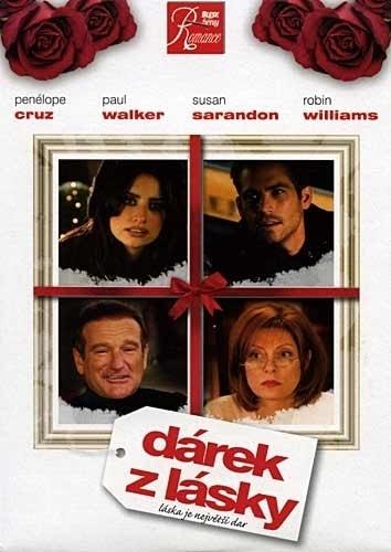 DVD Dárek z lásky