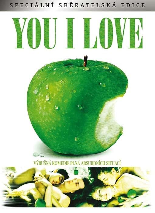 DVD You I Love (Digipack)