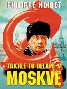 DVD Takhle to děláme v Moskvě