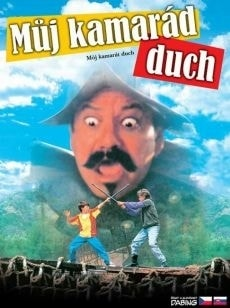 DVD Můj kamarád duch