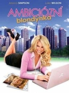 DVD Ambiciózní blondýnka