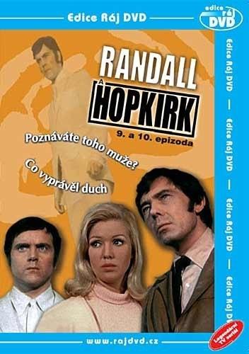 DVD Randall a Hopkirk 9+10