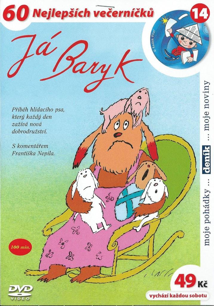 DVD Já Baryk