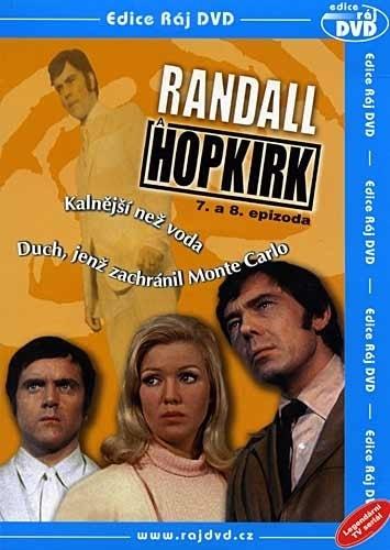 DVD Randall a Hopkirk 7+8