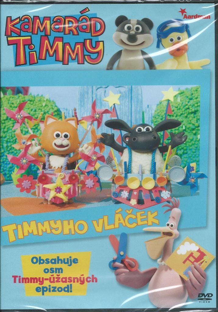 DVD Kamarád Timmy - Timmyho vláček