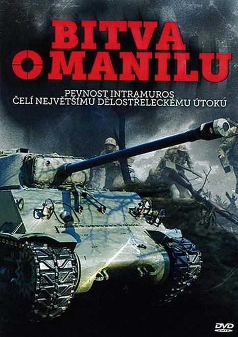 DVD Bitva o Manilu
