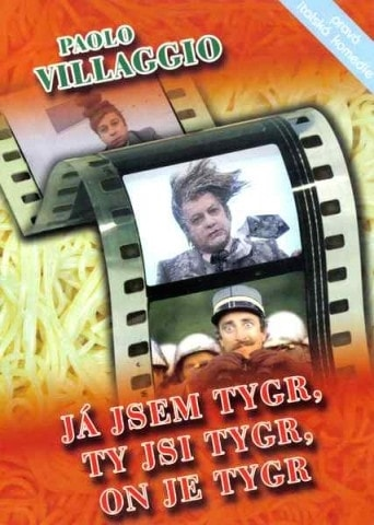 DVD Já jsem tygr, ty jsi tygr, on je tygr