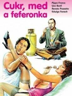 DVD Cukr, med a feferonka