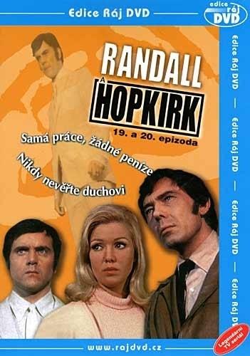 DVD Randall a Hopkirk 19+20