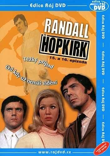 DVD Randall a Hopkirk 15+16